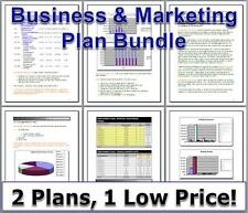 How To Start Up - COOKIE & PASTRY BAKERY SHOP - Business & Marketing Plan Bundle