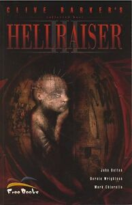 HELLRAISER III - Clive Barker's Collected best - Free Books