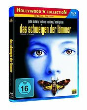 Das Schweigen der Lämmer [Blu-ray](NEU & OVP) Jodie Foster, Anthony Hopkins, Sco