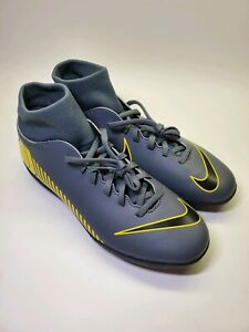 separation shoes 01011 f8f17 Details about Nike Mercurial Superfly 6 Club Soccer Shoes TF M (AH7372-070)  Size 8