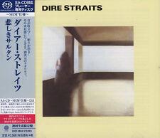 Dire STRAITS-SHM-SACD-uigy - 9634-Self Titley-Japan Limited