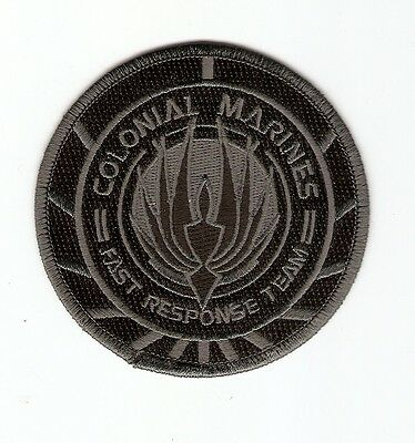 Buttons & Pins Filme & Dvds Battlestar Galactica Aufnäher Patch Colonial Marines Fast Response Team Cospla Exquisite Handwerkskunst;