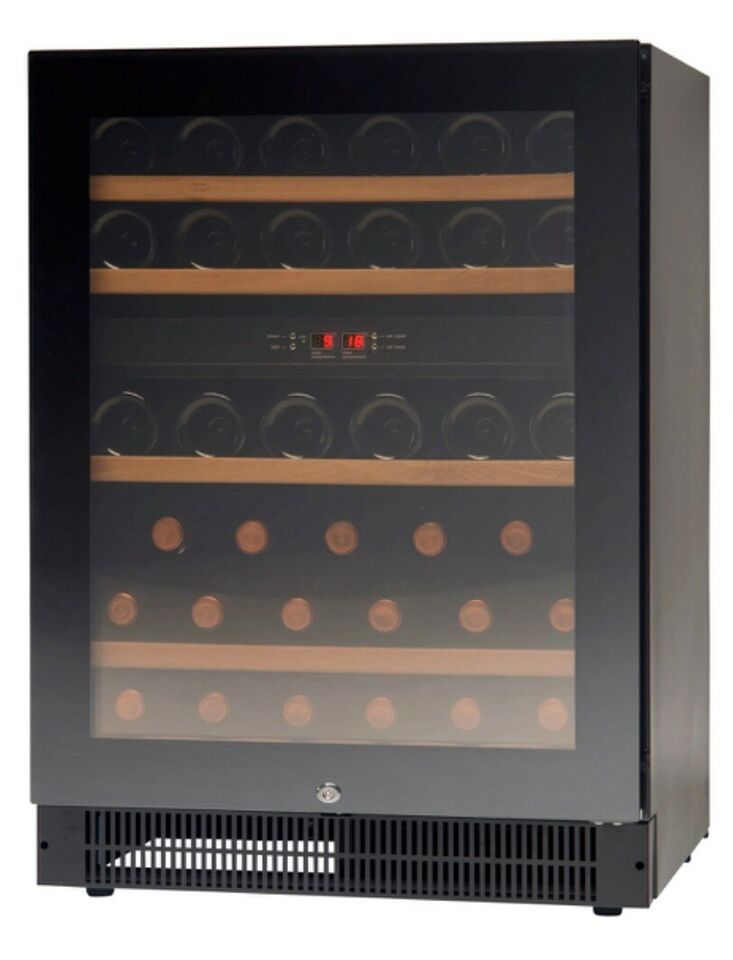 Vinkøleskab, andet mærke Gvino 85 indbygning, b: 60 d: 56 h: