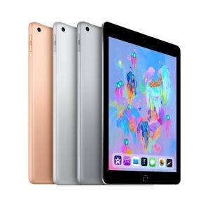 New Apple Ipad 2018 6th Generation 128gb Wifi Shopandsave88