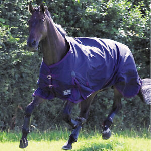 Details About Shires Stormbreaker 100g Light Medium Weight Pony Horse Turnout Rug