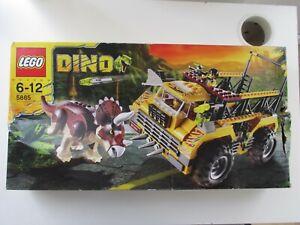 LEGO-DINO-5885-JURASSIC-2012-NEUF-SCELLE