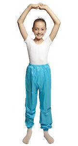 Image Is Loading Dance Sweat Pants Bin Trash Bag Kingfisher Turquoise