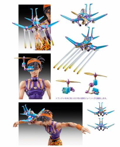 Jojo/'s Bizarre Adventure Golden Wind Narancia Ghirga /& Aerosmith figure Medicos