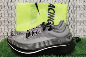 29f943fb320e RARE SOLD OUT Nike Zoom Fly NYC Black Grey Red off white AH5088 001 ...