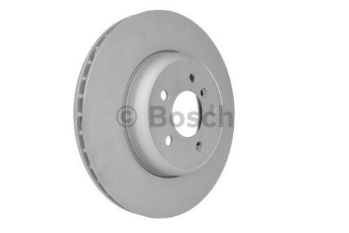 5 YEAR WARRANTY Bosch Front Brake Disc 0986479772 BD1602 GENUINE