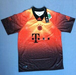 NEW Bayern Munich Adidas EA Sports jersey #11 James patch