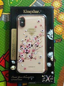 IPhone-X-CASE-kingxbar-Premium-Qualite-Swarovski-Elements