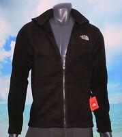 The North Face Men's Black Fleece Tundra 300 Thick Size Xl Full Zip Jacket