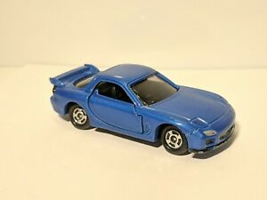 Tomica-No-94-MAZDA-RX-7-1-59-scale-Toy-Car-Made-in-Japan-TOMY