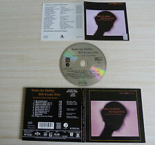RARE CD ALBUM DIGIPACK JAZZ WALTZ FOR DEBBY BILL EVANS TRIO 10 TITRES
