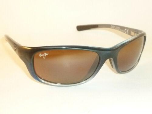 NEW Authentic MAUI JIM KIPAHULU Sunglasses Marlin Blue H279-03F Polarized Lenses