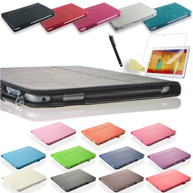 SAMSUNG GALAXY NOTE 10.1 2014 EDITION P600 P605 HÜLLE CASE ETUI TASCHE COVER TAB