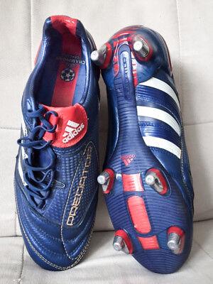 Adidas Predator X SG Championship League Soccer cleats Football boots mania puls   eBay