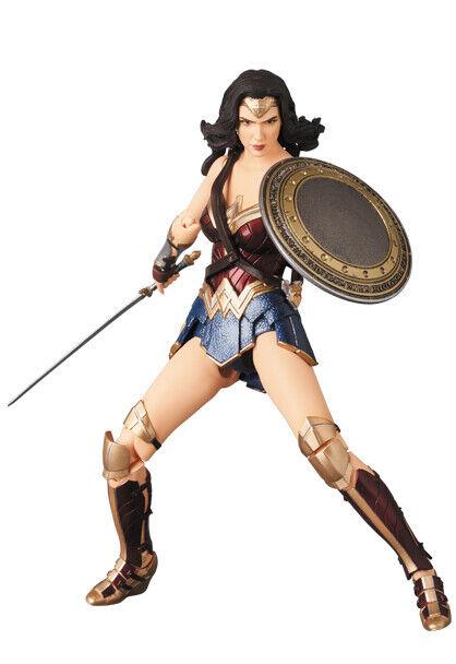 2019 DC Juguetes MEDICOM MAFEX película Mujer Maravilla  60 6  figura menta en caja Liga De La Justicia