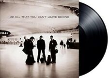 U2 All That You Can't Leave Behind LP Audio Vinyl Release April 13 2018