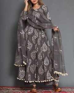Indian-bollywood-palazzo-dupatta-partywear-pakistani-wedding-kurta-kurti-top-new