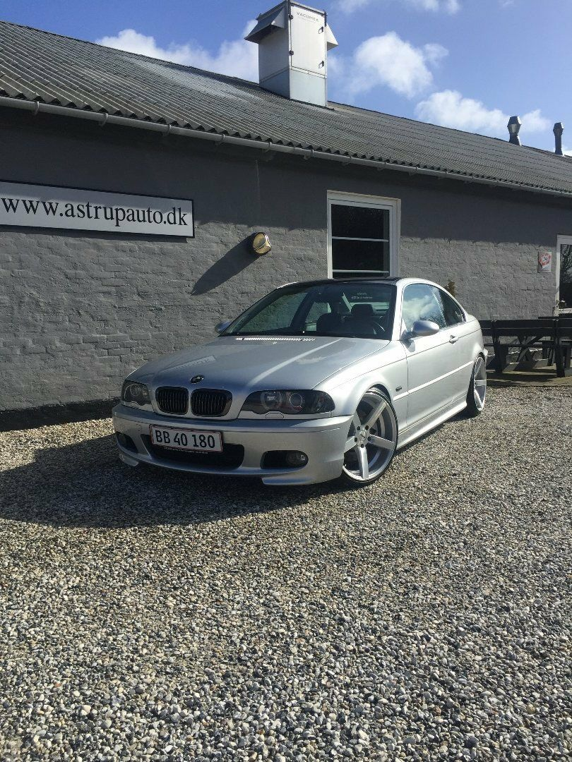 BMW 330Ci 3,0 Coupé 2d