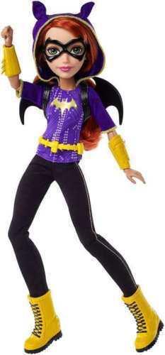 """DC Super Hero Girls Batgirl Doll 12/"""" New"""