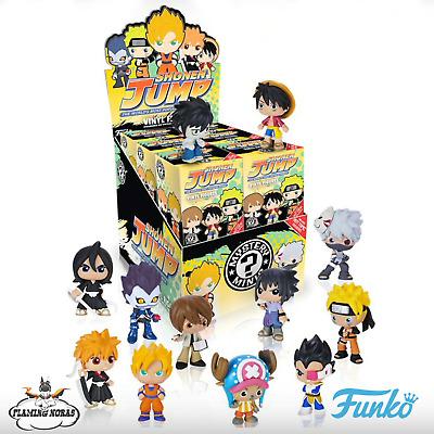 UK PICKED AT RANDOM 1 x BOX Figure FUNKO MYSTERY MINI/'s BEST OF ANIME