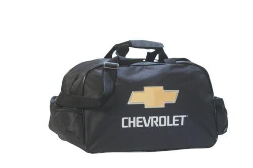 GYM TOOL CHEVROLET TRAVEL DUFFEL BAG flag corvette blazer camaro banner