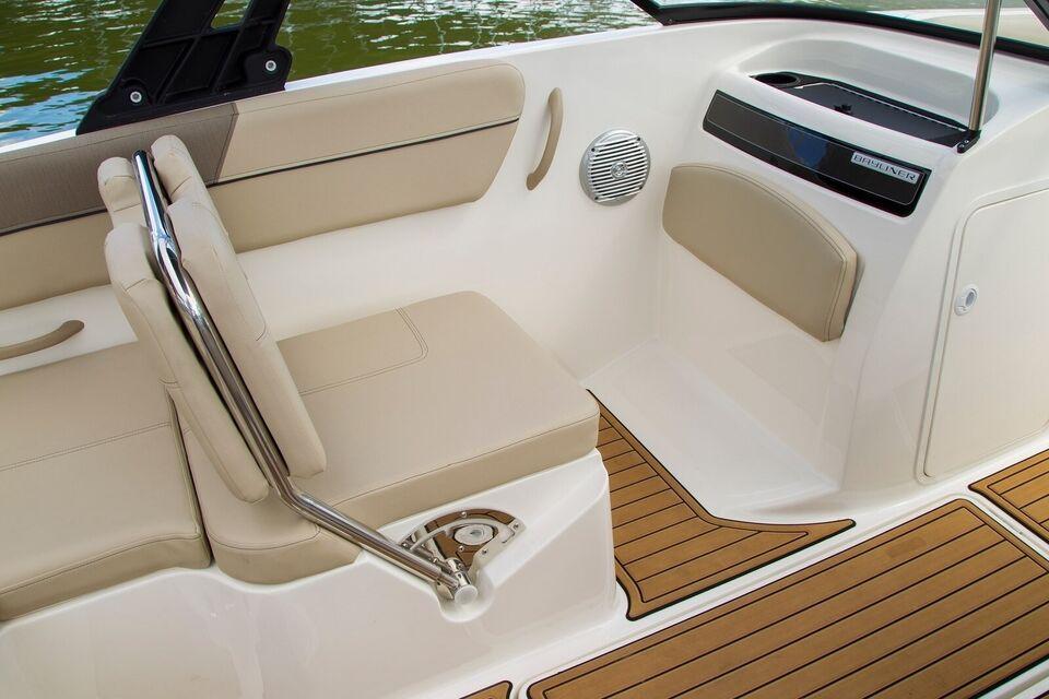 Bayliner, Motorbåd, fod 20