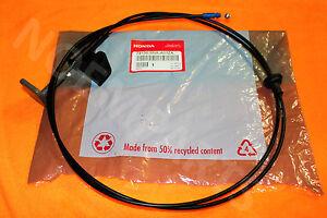 NEW Genuine OEM 2001-2005 Honda Civic 2-4 door Hood Release Cable with Handle