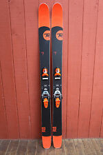 Rossignol Super 7 Downhill Skis 188 cm. FKS Pivot 18 Bindings Rocker Gently Used
