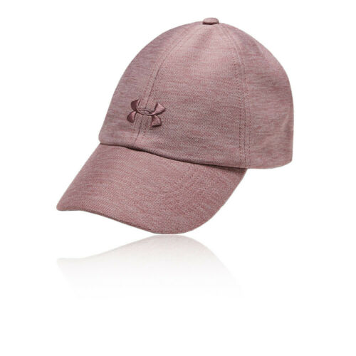 Pink Sports Running Breathable Under Armour Womens Heathered Play Up Cap