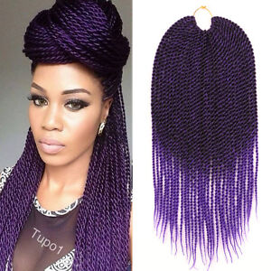 Image Is Loading 18 034 Crochet Braids Kanekalon Braiding Hair Ombre