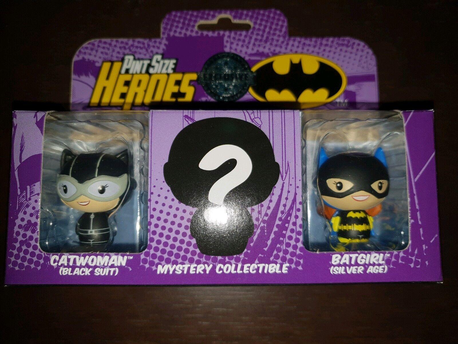 6 x x x Funko DC CATWOMAN   BATGIRL   MYSTERY FIGURE Pint Size Heroes NEW Exclusive 6fd6ec