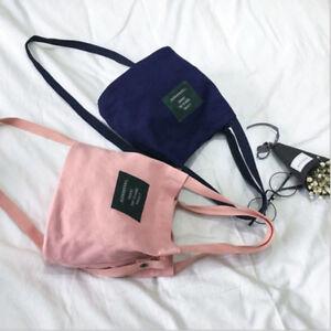 Women-Shoulder-Bag-Satchel-Purse-Messenger-Canvas-Crossbody-Tote-Handbag-S