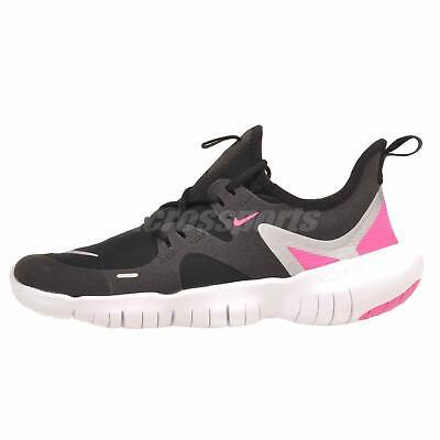 Nike Free RN 5.0 GS Running Kids Shoes Youth Black AR4143 002 | eBay
