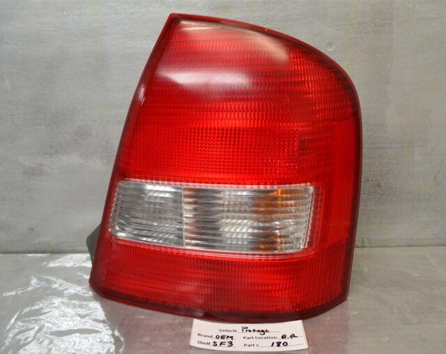 1999-2003 Mazda Protege Right Pass Oem tail light 80 5F3