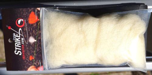 STRIKE Bissanzeigersystem Neuseeland Ersatzwolle WEISS