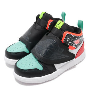 Nike-Sky-Jordan-1-TD-Composition-Notebook-Black-White-Toddler-Infant-BQ7196-009