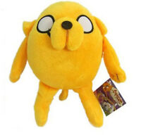 NEW Adventure Time With Finn and Jake Magic Dog Doll Stuffed Soft Plush Toy 8""