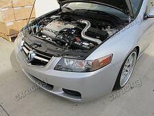 CXRacing Turbo Kit for 04-08 Acura TSX K24 T04E Manifold Downpipe Blue