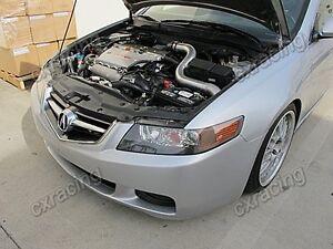 cxracing turbo kit for 04 08 acura tsx k24 t04e manifold downpipe rh ebay com 2005 Acura TSX Slammed 2005 Acura TSX Interior