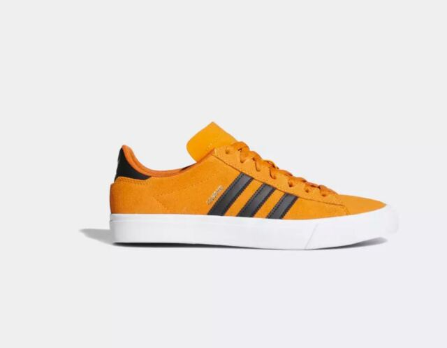 28851534d4cae Adidas CAMPUS VULC II SHOES CQ1079 2 Real Gold / Core Black / Cloud White
