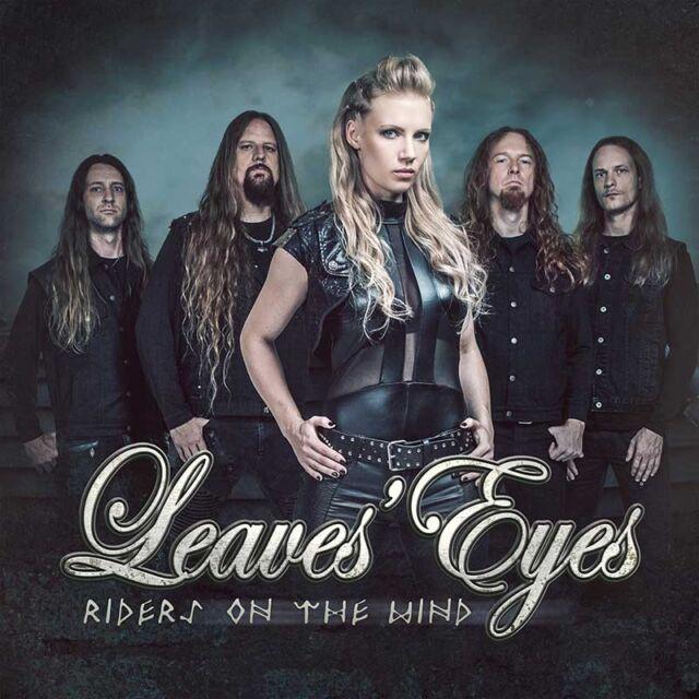 LEAVES' EYES - Riders On The Wind - 3-Track-Single-CD - 884860238854