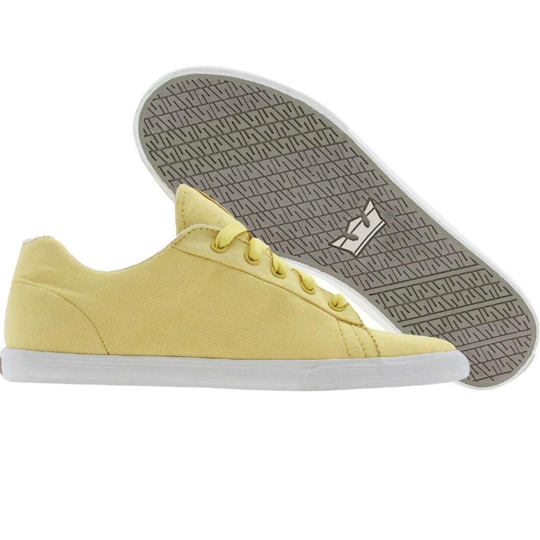 Supra Assault NS (yellow cotton) S02017