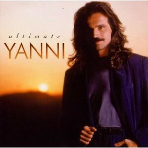 Yanni-Ultimate-Yanni-New-CD-Yanni-Ultimate-Yanni-New-CD-Remastered