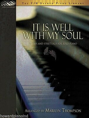 My Favorite Baptist Hymns Book 1 FJH Music Piano Solo Book arranged by McLean