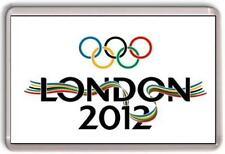 London 2012 Olympics Games logo Fridge Magnet 02