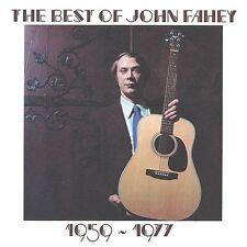 The Best of John Fahey 1959-1977 by John Fahey (CD, Oct-2002, Takoma)
